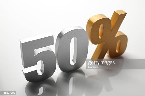 Fifty Percent