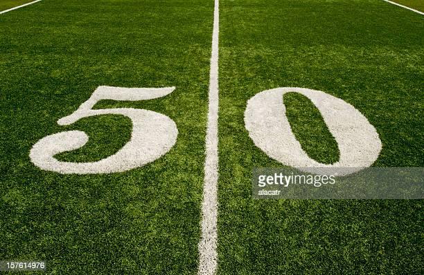 Fünfzig yardline