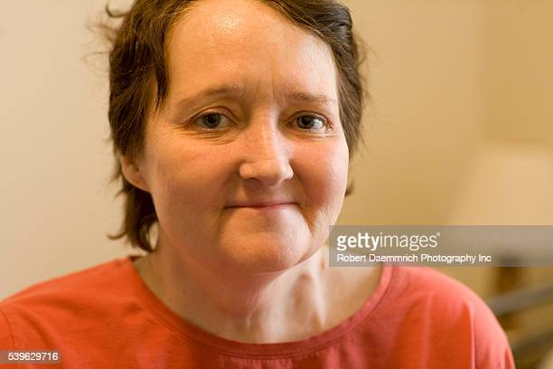 A fiftyfive year old woman with untreatable metastatic breast cancer in hospice care at her one bedroom apartment in Iowa She had gone almost five...