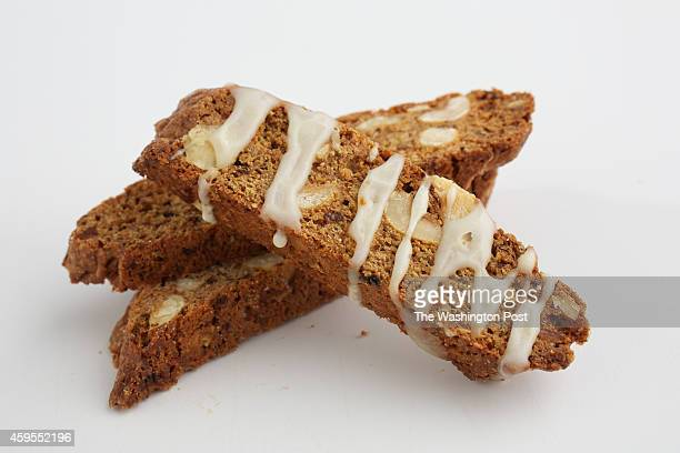 Fig and Fennel Spice Biscotti