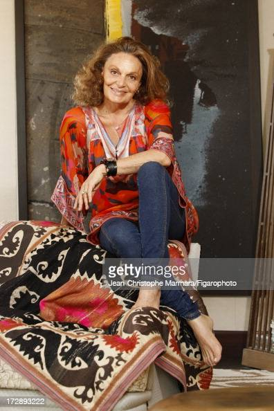 diane von f rstenberg fashion designer stock photos and pictures getty images. Black Bedroom Furniture Sets. Home Design Ideas