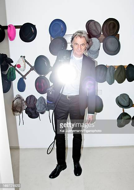 Figaro ID 104505006 Fashion designer Paul Smith is photographed for Madame Figaro on January 19 2012 in Paris France CREDIT MUST READ Kai...