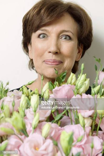 Figaro ID 105268002 Politician Roselyne Bachelot is photographed for Madame Figaro on October 23 2012 in Paris France PUBLISHED IMAGE CREDIT MUST...