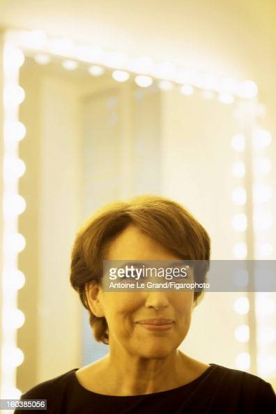 Figaro ID 105268005 Politician Roselyne Bachelot is photographed for Madame Figaro on October 23 2012 in Paris France CREDIT MUST READ Antoine Le...