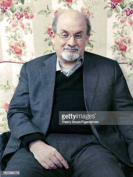 Figaro ID 105430002 Writer Salman Rushdie is photographed for Madame Figaro on February 16 2007 in Paris France PUBLISHED IMAGE CREDIT MUST READ...