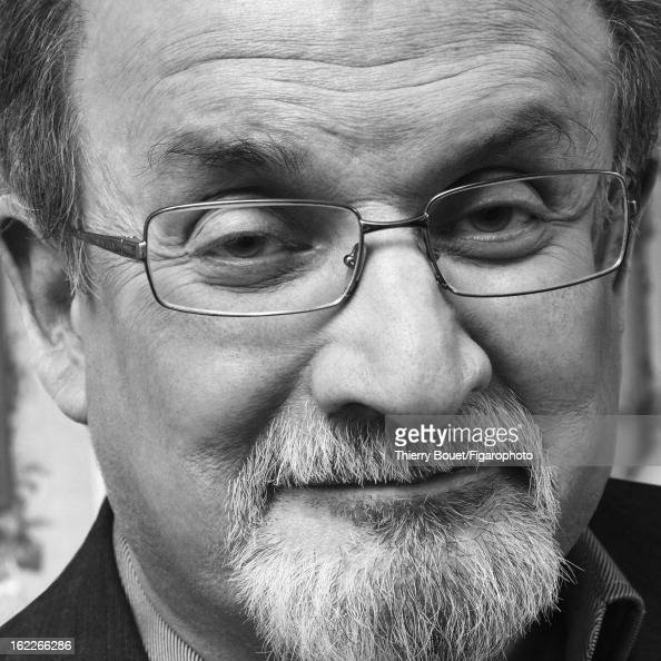 Figaro ID 105430004 Writer Salman Rushdie is photographed for Madame Figaro on February 16 2007 in Paris France PUBLISHED IMAGE CREDIT MUST READ...