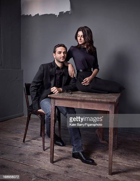 Figaro ID 105812006 Director Olivier Nakache and sister/actress Geraldine Nakache are photogrpahed for Madame Figaro on January 17 2013 in Paris...