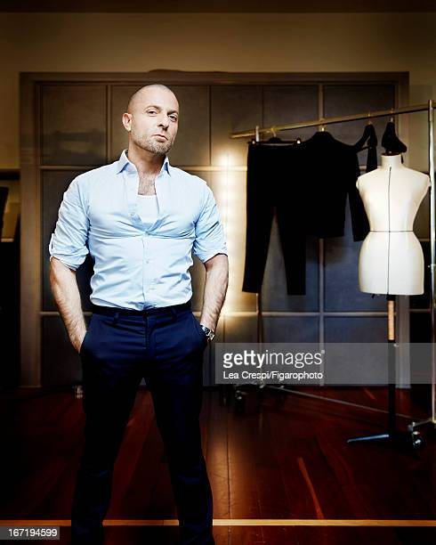 Figaro ID 105871003 Fashion designer Alexandre Vauthier is photographed for Madame Figaro on January 18 2013 in Paris France PUBLISHED IMAGE CREDIT...