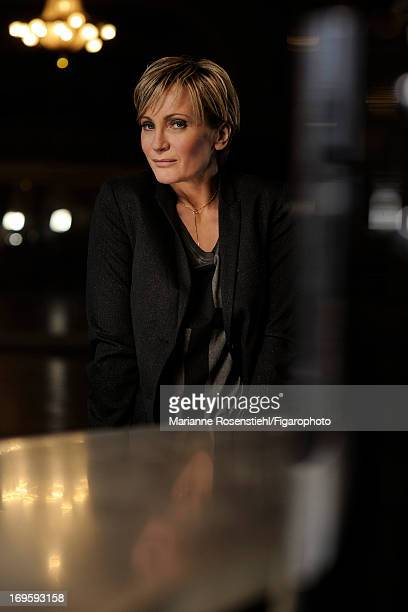 Figaro ID 105902005 Singer/actress Patricia Kaas is photographed for Le Figaro on January 21 2013 in Paris France CREDIT MUST READ Marianne...