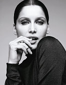 Figaro ID 106050008 Model Laetitia Casta poses for Madame Figaro on February 13 2013 in Paris France COVER IMAGE Turtleneck ring from Lockit...