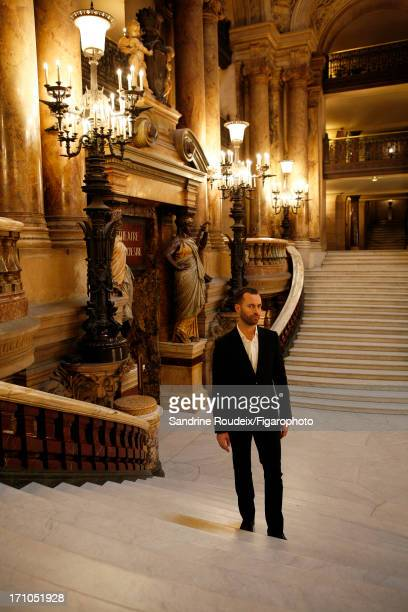 Figaro ID 106253004 Dancer Benjamin Millepied is photographed for Madame Figaro on May 14 2013 in Paris France PUBLISHED IMAGE CREDIT MUST READ...