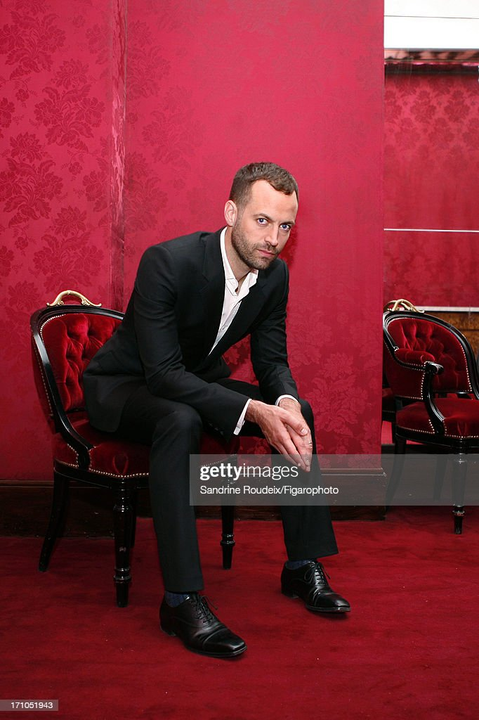 Benjamin Millepied, Madame Figaro, June 7, 2013