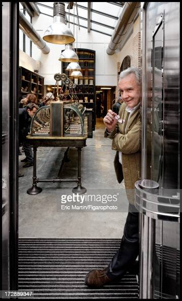 Figaro ID 106291028 Alain Ducasse is photographed for Le Figaro Magazine on March 5 2013 in Paris France CREDIT MUST READ Eric...