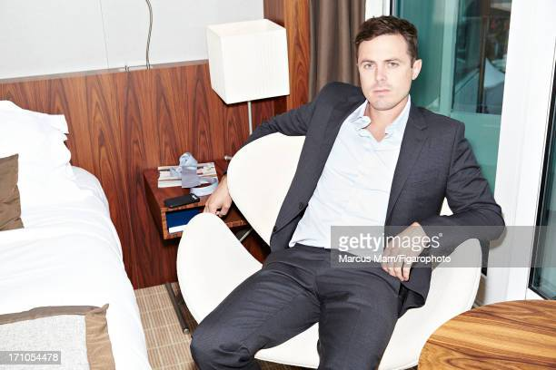 Figaro ID 106430021 Actor Casey Affleck is photographed for Madame Figaro on May 18 2013 at the Cannes Film Festival in Cannes France All PUBLISHED...