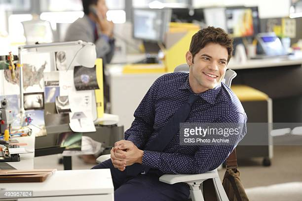 'Fight or Flight' Cat plans to run an exposé on Supergirl on SUPERGIRL Monday Nov 9 on the CBS Television Network Pictured Jeremy Jordan