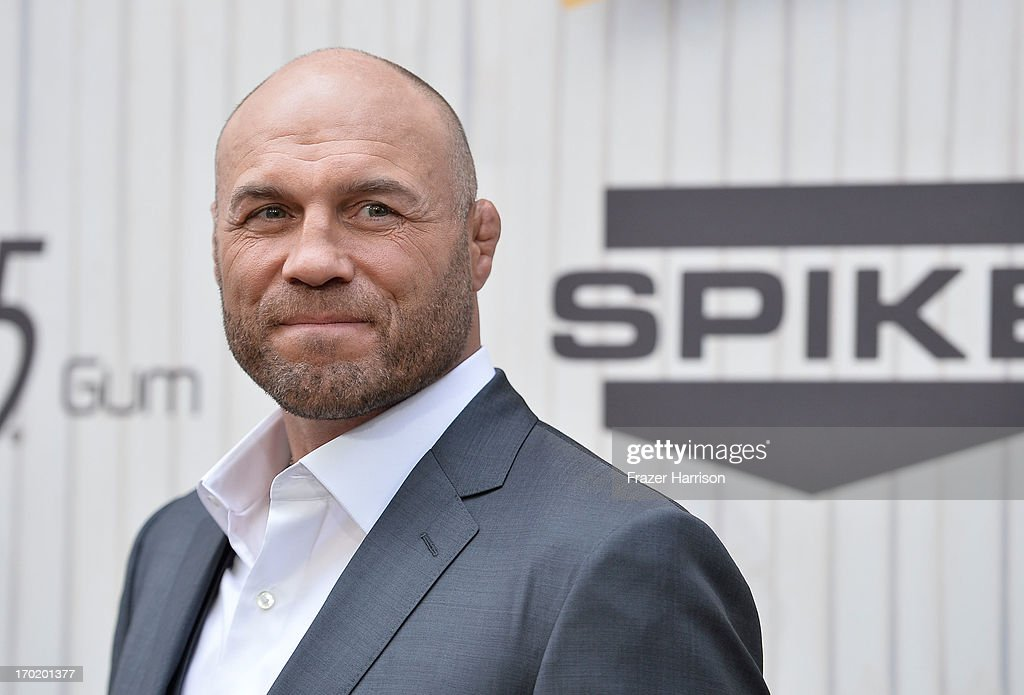 MMA fighter Randy Couture attends Spike TV's Guys Choice 2013 at Sony Pictures Studios on June 8, 2013 in Culver City, California.
