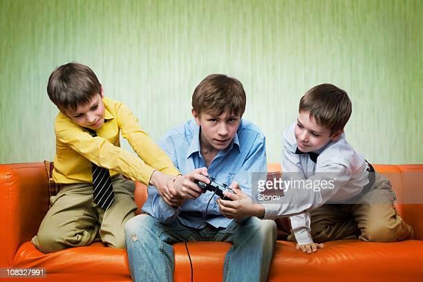 Kampf für die video game controller