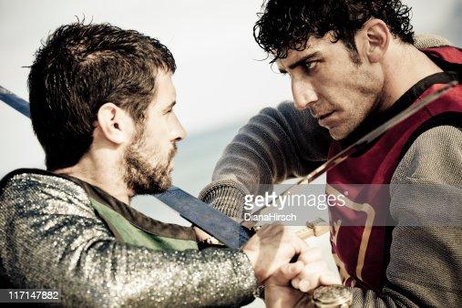 Battre des knights