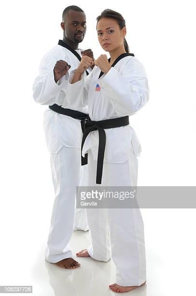 Combat paire