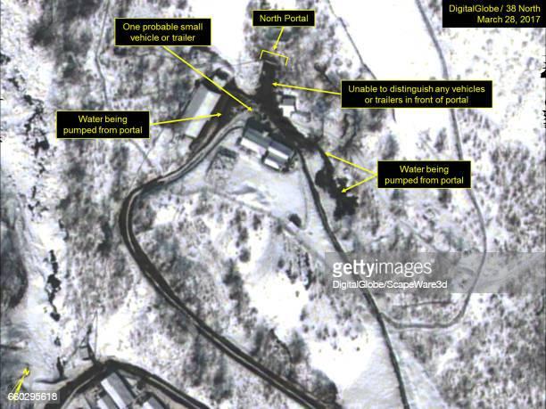 KOREA MARCH 28 2017 Figure 1 Continued activity at the North Portal