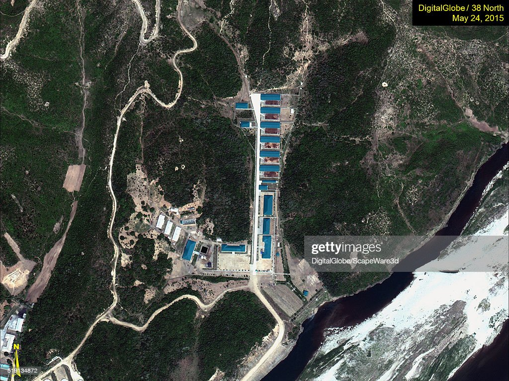 Figure 5 A facility near Tohwari This DigitalGlobe image is from the Yongbyon Radiochemical Laboratory complex and was featured in the article...