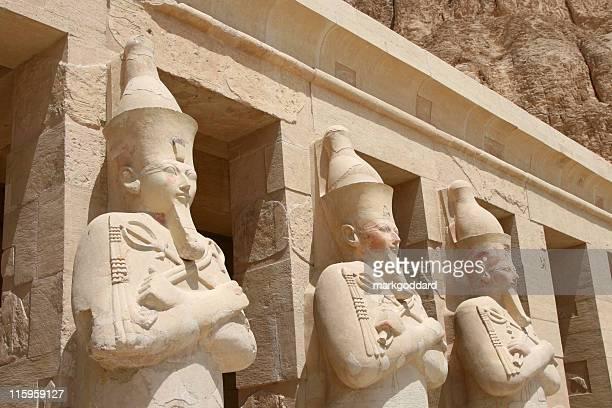 Deir-al-Bahri (Templo de Hatshepsut