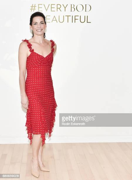 Figure skater Nancy Kerrigan attends the grand opening of The Bod by Kym Herjavec on May 19 2017 in Beverly Hills California