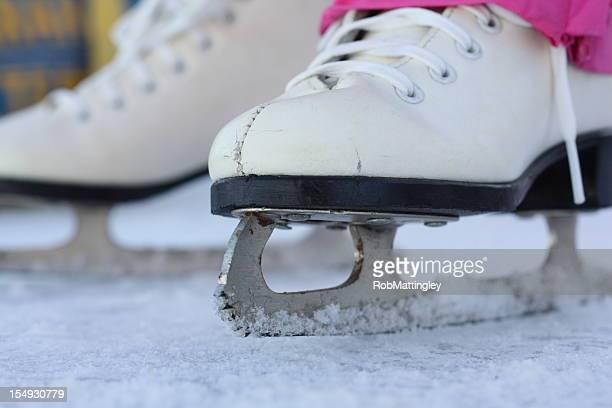 Figura pattini sul ghiaccio