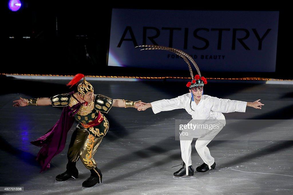 2014 Artistry On Ice Beijing Premiere