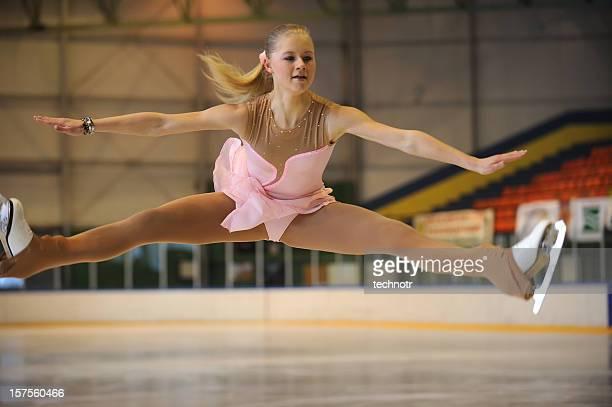 Eiskunstlauf performance