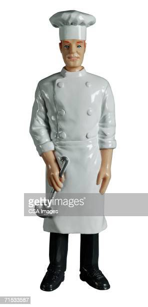 Figurine of a Chef