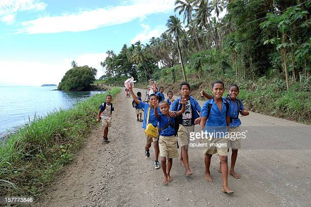 Fiji School Boys