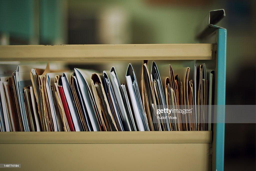 File Cabinet Drawer