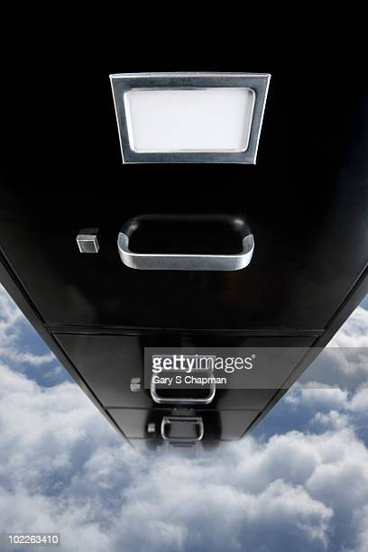 File cabinet in the clouds