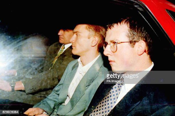 File dated 10/2/96 of security guard Martin Cody of Wells Road Knowle Bristol who was today convicted of setting fire to a Bristol store and killing...
