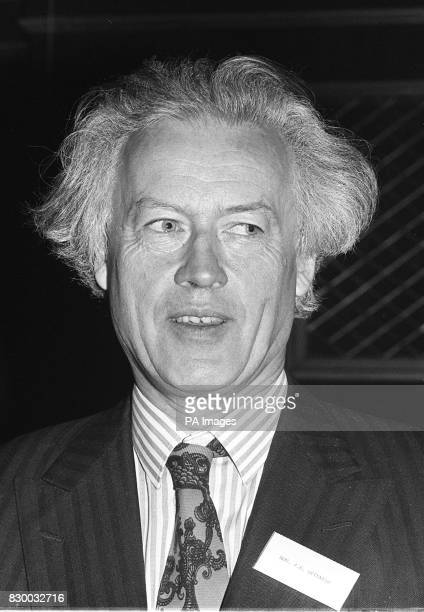 File dated June 1987 of Guinness peer Lord Moyne who could face extradition to Sweden in a 48 million fraud investigation Authorities in Stockholm...