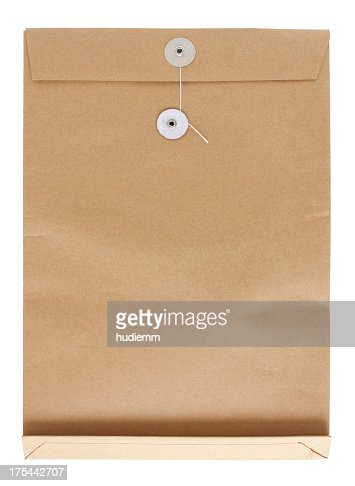 File folder background isolated