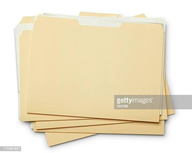 Archivo de carpetas