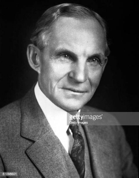 Henry Ford Founder Of The Ford Motor Company