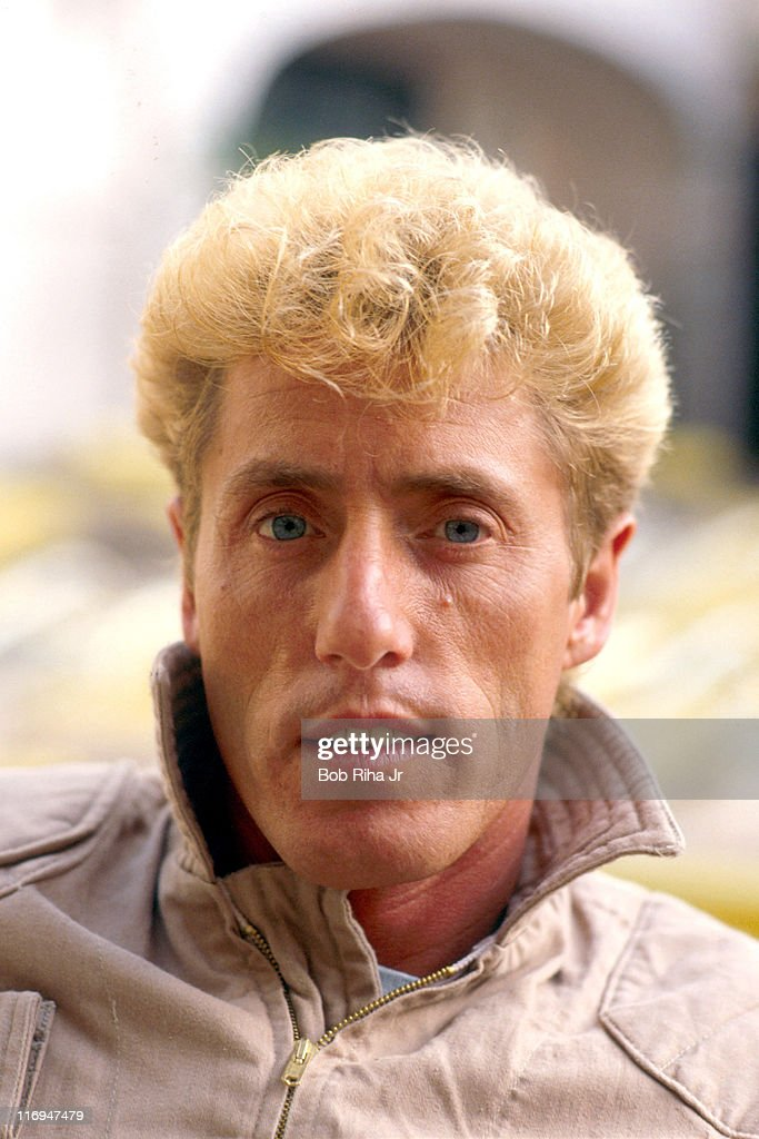 Roger Daltrey 1984 Photo Shoot