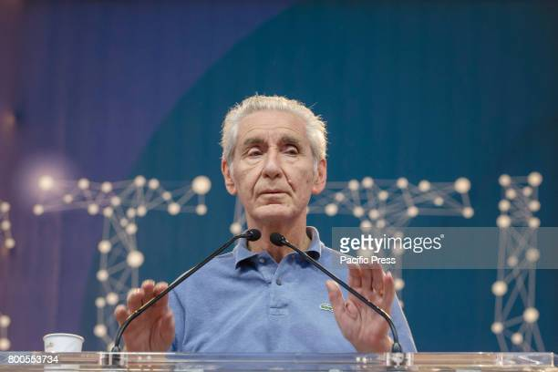 File photo of Stefano Rodotà was an Italian jurist and politician He was a member of the Democratic Party of the Left and later became an Independent...
