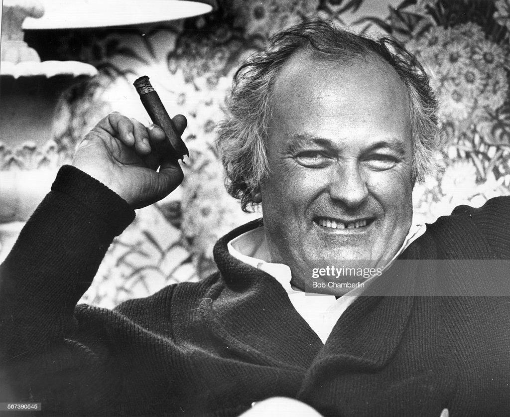 File Photo Peter Yates A British Film Director Best Known For Bullitt