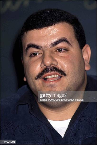 File pics of quintuplets' father Naji Antoine Abi Khalil of Montreal Canada suspected of supporting terrorist movement Hezbollah In Montreal Canada...
