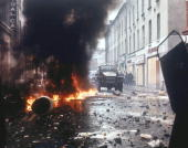 UNS: 12 August 1969 - Riots Break Out In Northern Ireland