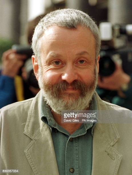 File picture dated 5/3/97 of British director Mike Leigh whose period comedy TopsyTurvy was rewarded for its technical triumphs at the Oscars in Los...