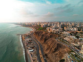 a view from Lima Barranco