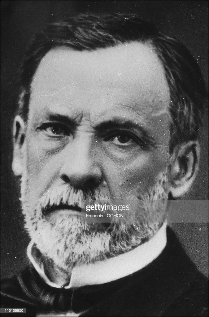 File pictures of <a gi-track='captionPersonalityLinkClicked' href=/galleries/search?phrase=Louis+Pasteur&family=editorial&specificpeople=78770 ng-click='$event.stopPropagation()'>Louis Pasteur</a> in France in January 1987 - 1881