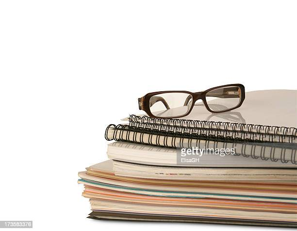 Files and glasses