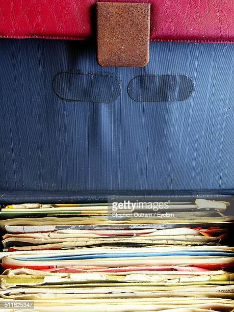 Files in briefcase