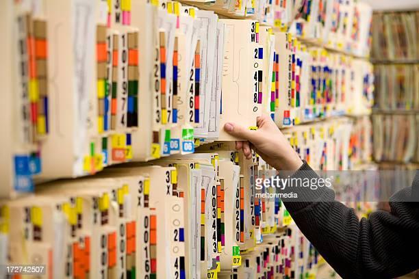 Classement de fichiers
